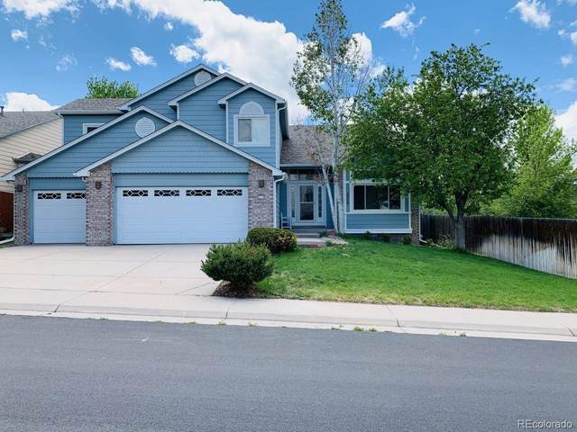 5379 S Cathay Court, Centennial, CO 80015 (#2867719) :: Bring Home Denver with Keller Williams Downtown Realty LLC