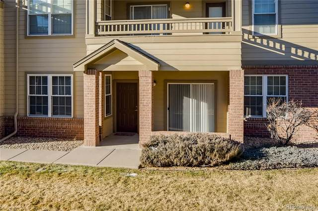 12884 Ironstone Way #102, Parker, CO 80134 (#2867872) :: The Artisan Group at Keller Williams Premier Realty