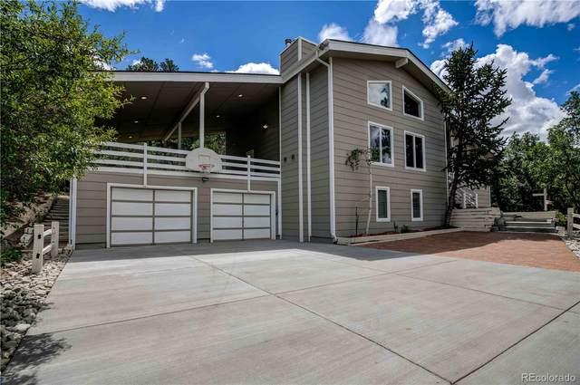 5040 N Lariat Drive, Castle Rock, CO 80108 (MLS #2868066) :: Neuhaus Real Estate, Inc.