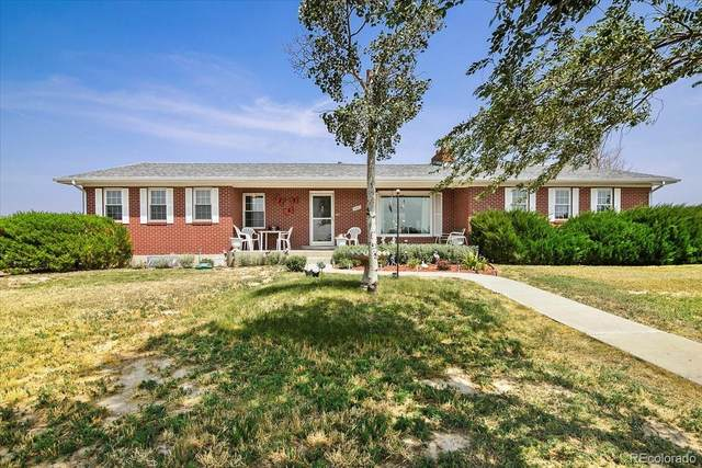 3450 S County Road 185, Byers, CO 80103 (#2868071) :: Kimberly Austin Properties