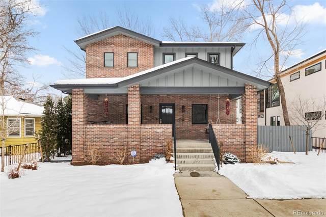 2540 S Josephine Street, Denver, CO 80210 (#2868122) :: The Peak Properties Group