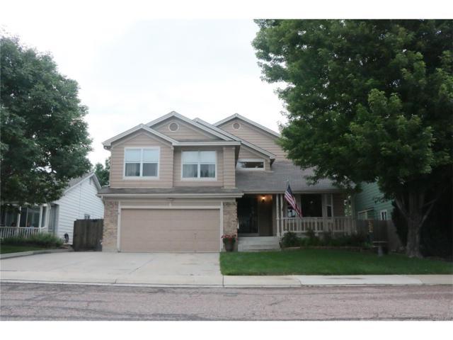 11955 W Brandt Place, Littleton, CO 80127 (MLS #2868144) :: 8z Real Estate