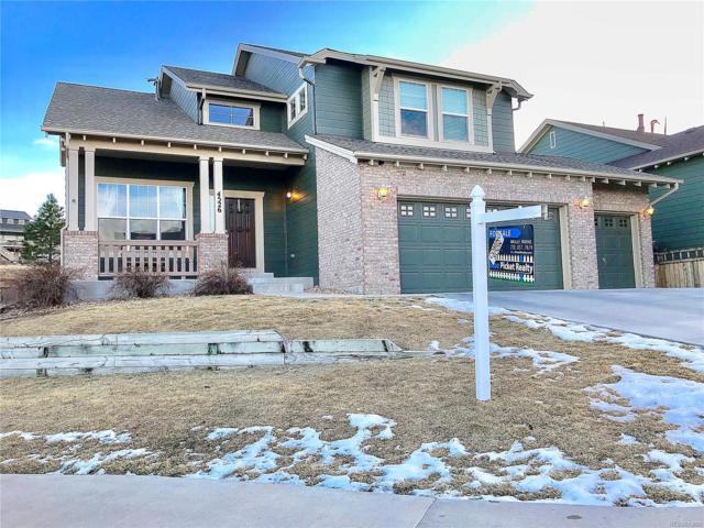 4526 Arches Place, Castle Rock, CO 80109 (#2868146) :: Colorado Team Real Estate