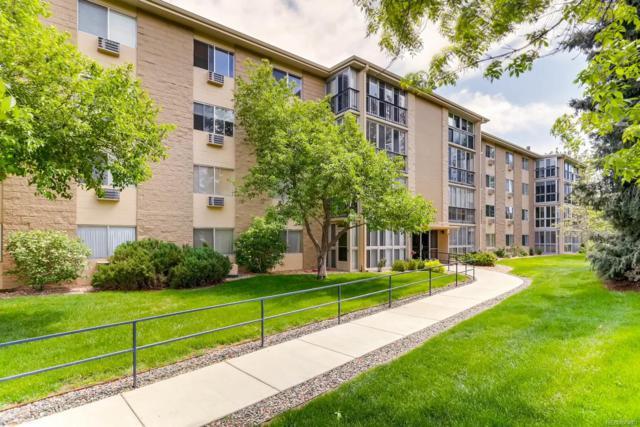 13609 E Cornell Avenue #206, Aurora, CO 80014 (#2868169) :: The Griffith Home Team