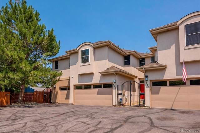 552 S Elm Street, Denver, CO 80246 (MLS #2868253) :: Bliss Realty Group