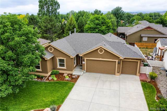 4735 Coffeetree Drive, Loveland, CO 80538 (MLS #2868566) :: Kittle Real Estate