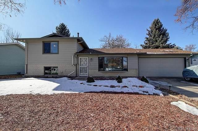12810 E Oregon Drive, Aurora, CO 80012 (MLS #2868714) :: 8z Real Estate