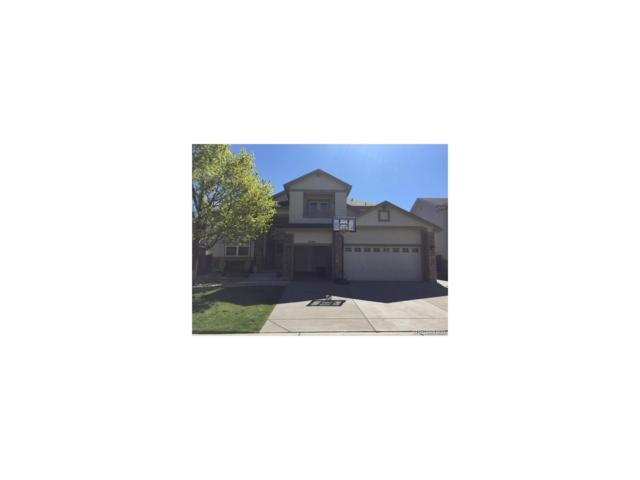 4784 S Webster Court, Littleton, CO 80123 (MLS #2868970) :: 8z Real Estate