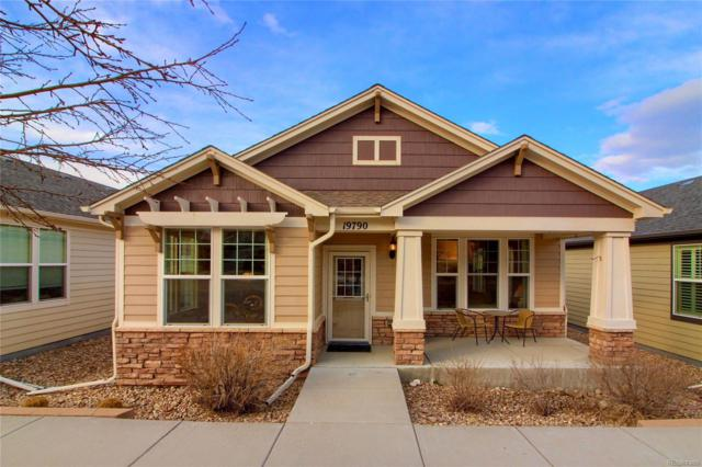 19790 W 57th Lane, Golden, CO 80403 (#2869776) :: Berkshire Hathaway Elevated Living Real Estate