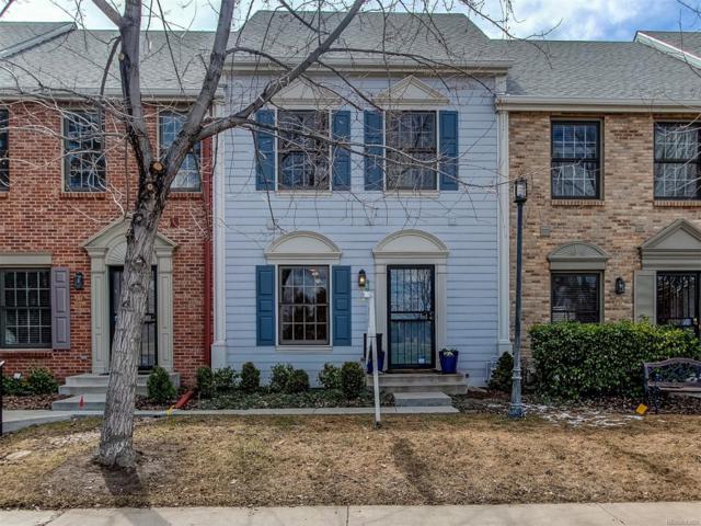 5810 E 10th Avenue, Denver, CO 80220 (#2869808) :: The HomeSmiths Team - Keller Williams