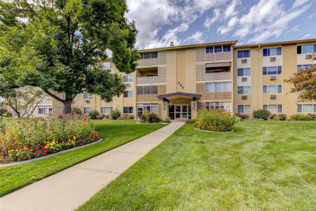 585 S Alton Way 4A, Denver, CO 80247 (#2869956) :: The Peak Properties Group