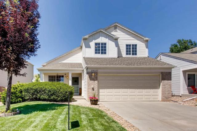 20651 Willowbend Lane, Parker, CO 80138 (#2870167) :: Bring Home Denver