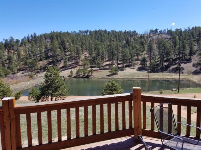 721 Turkey Creek Drive, Sedalia, CO 80135 (MLS #2870222) :: 8z Real Estate