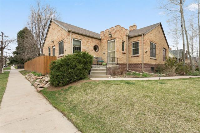 1584 Holly Street, Denver, CO 80220 (#2870678) :: The Pete Cook Home Group