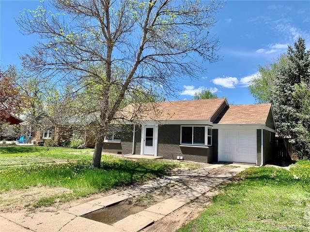 2815 Olive Street, Denver, CO 80207 (#2871535) :: Mile High Luxury Real Estate