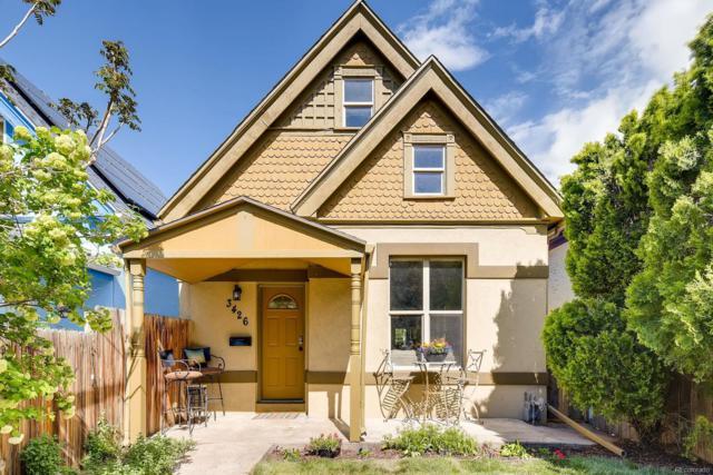 3426 N Gilpin Street, Denver, CO 80205 (MLS #2871739) :: 8z Real Estate