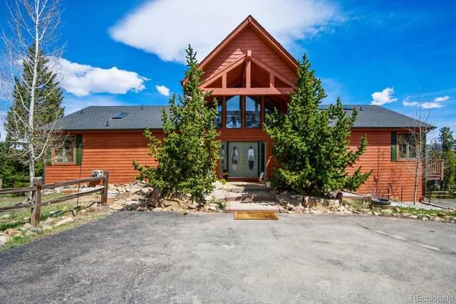 1361 Santa Fe Mountain Road, Evergreen, CO 80439 (#2871958) :: Berkshire Hathaway Elevated Living Real Estate