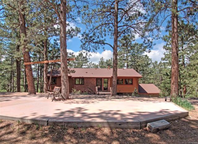 1380 Deer Creek Road, Monument, CO 80132 (#2872126) :: Harling Real Estate