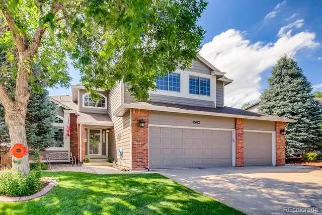 10102 Silver Maple Circle SE, Highlands Ranch, CO 80129 (#2872371) :: The Dixon Group