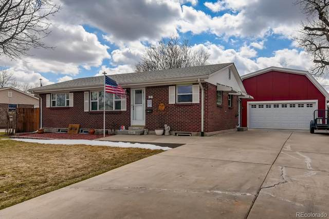 3646 E 90th Place, Thornton, CO 80229 (#2872432) :: HomeSmart