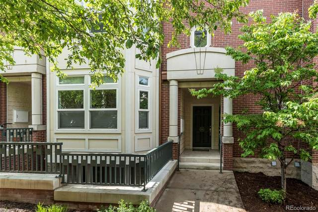 30 Garfield Street A, Denver, CO 80206 (#2873050) :: Chateaux Realty Group