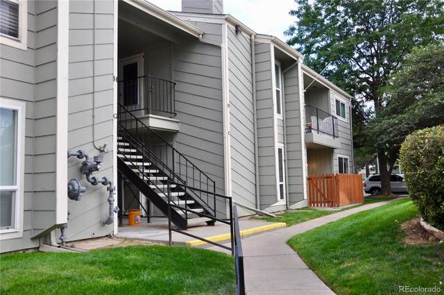 7260 S Gaylord Street C26, Centennial, CO 80122 (MLS #2873054) :: 8z Real Estate