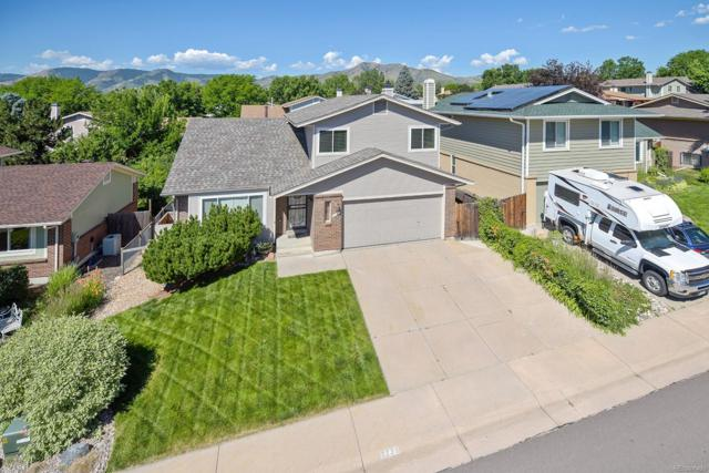 2233 S Devinney Street, Lakewood, CO 80228 (#2873847) :: Mile High Luxury Real Estate
