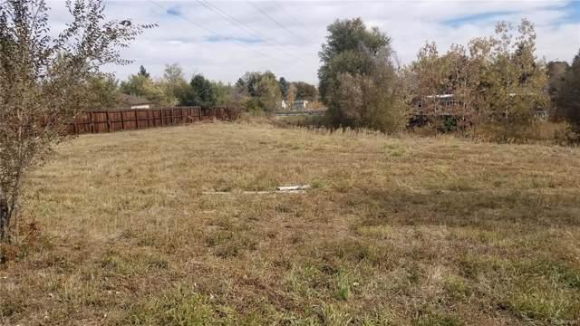 Vivian, Lakewood, CO 80401 (MLS #2874645) :: 8z Real Estate