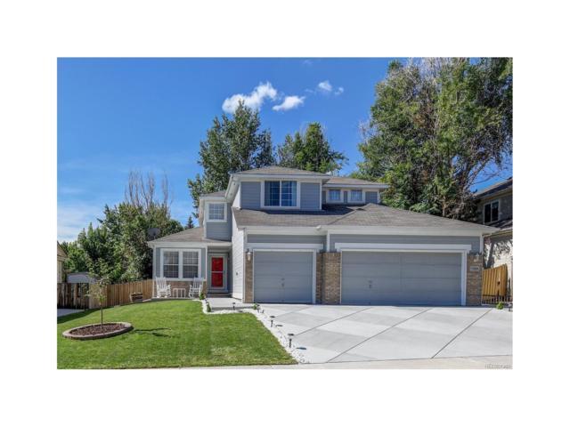 17015 Wellington Drive, Parker, CO 80134 (MLS #2874824) :: 8z Real Estate