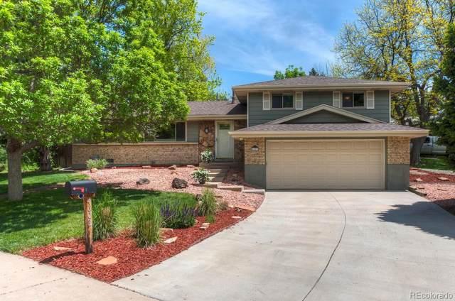4603 E Geddes Court, Centennial, CO 80122 (MLS #2874896) :: 8z Real Estate