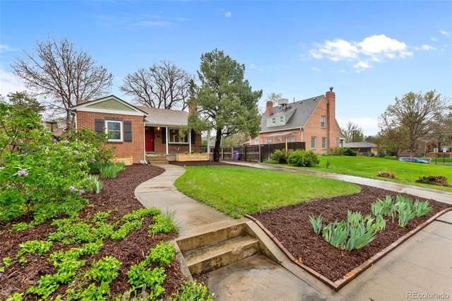1620 Forest Street, Denver, CO 80220 (#2875015) :: Mile High Luxury Real Estate