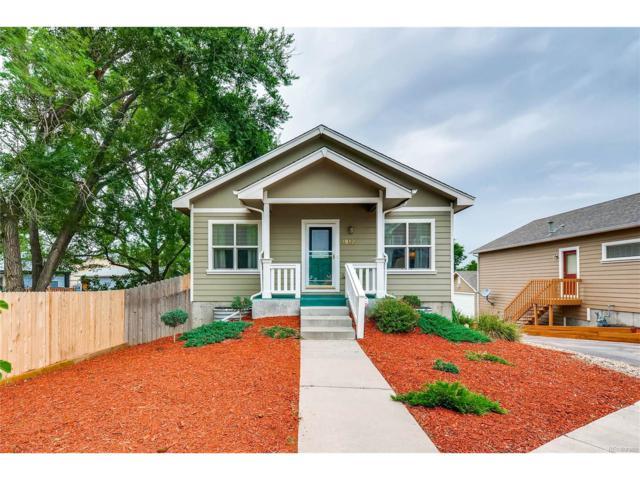 4942 Dovetail Lane, Colorado Springs, CO 80916 (MLS #2875653) :: 8z Real Estate