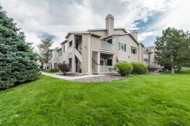8373 Pebble Creek Way #101, Highlands Ranch, CO 80126 (#2876493) :: The HomeSmiths Team - Keller Williams