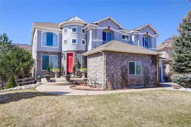 11126 W Rockland Drive, Littleton, CO 80127 (#2876539) :: HomeSmart