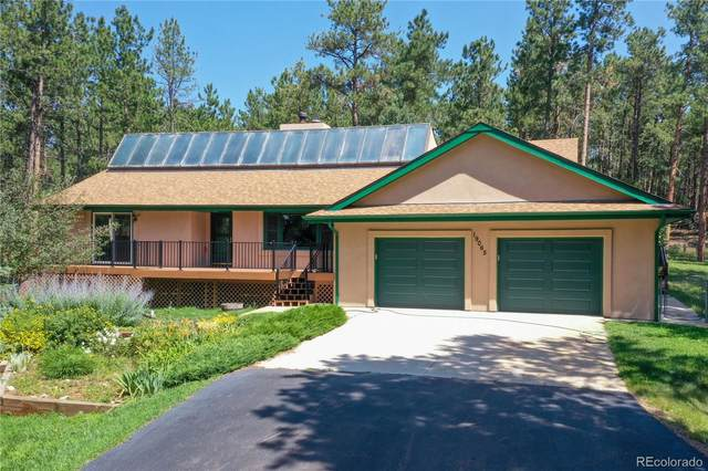 19065 Deerfield Road, Monument, CO 80132 (MLS #2876729) :: Clare Day with Keller Williams Advantage Realty LLC