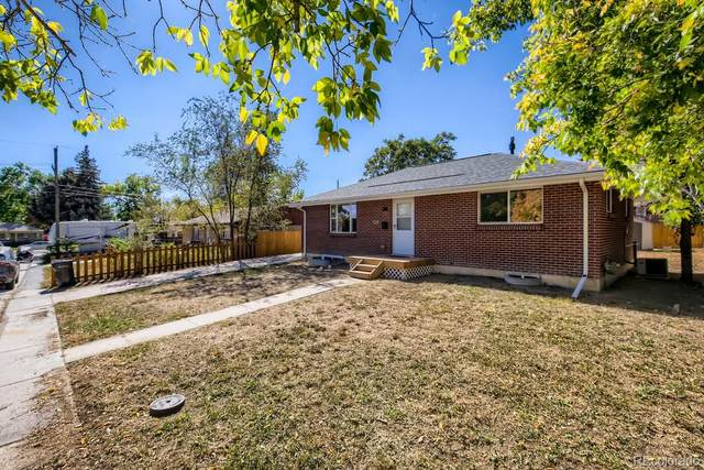 9565 W 53rd Place, Arvada, CO 80002 (#2877308) :: The DeGrood Team
