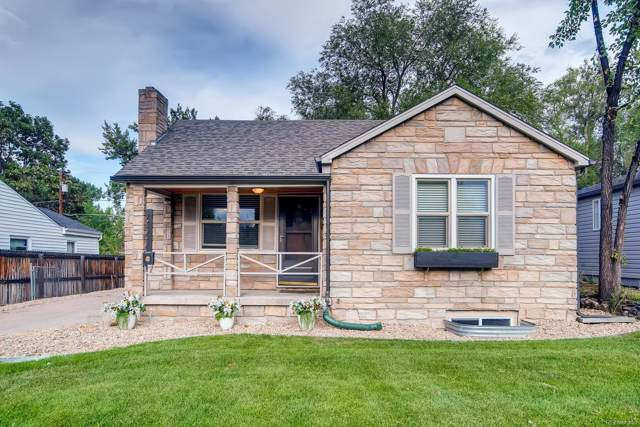 2550 S Race Street, Denver, CO 80210 (MLS #2877406) :: Bliss Realty Group