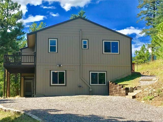10251 Blue Sky Trail, Conifer, CO 80433 (#2877605) :: The Gilbert Group