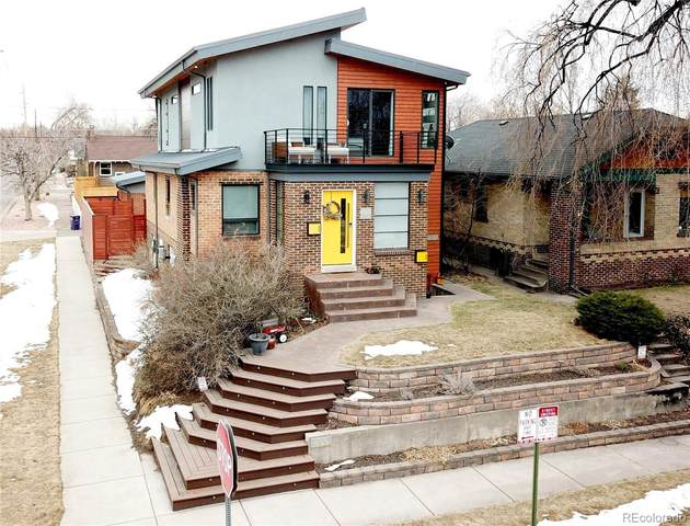 800 S Sherman Street, Denver, CO 80209 (#2877711) :: Re/Max Structure