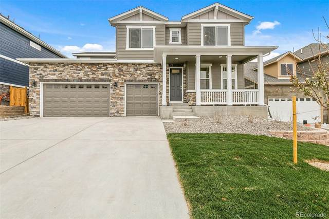 8317 E 132nd Drive, Thornton, CO 80602 (#2877824) :: Wisdom Real Estate