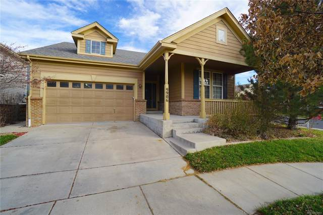 9906 Sedalia Street, Commerce City, CO 80022 (#2877924) :: The Peak Properties Group