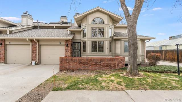 5243 Union Court #6, Arvada, CO 80002 (#2877949) :: My Home Team