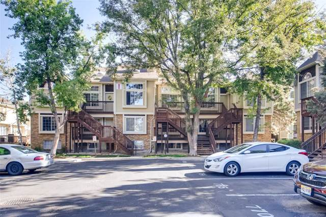 1885 S Quebec Way I-15, Denver, CO 80231 (#2877997) :: Colorado Team Real Estate