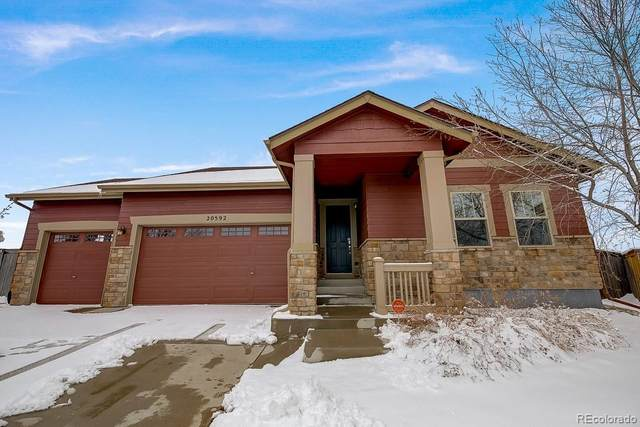 20592 E Amherst Place, Aurora, CO 80013 (#2878195) :: The Healey Group