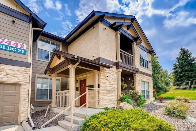 7442 S Quail Circle #2123, Littleton, CO 80127 (MLS #2878788) :: 8z Real Estate