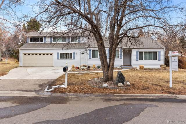 8155 W 24th Place, Lakewood, CO 80214 (#2879473) :: The Colorado Foothills Team | Berkshire Hathaway Elevated Living Real Estate