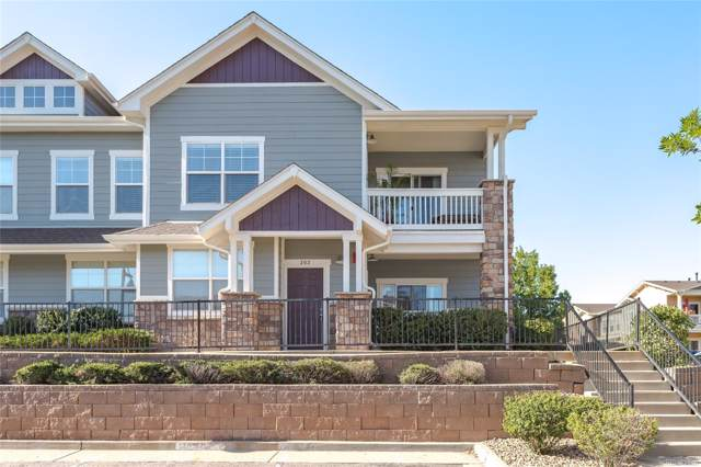 9451 Ashbury Circle #202, Parker, CO 80134 (MLS #2879814) :: 8z Real Estate