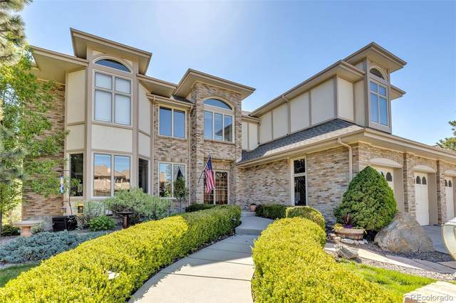 4060 W 102nd Avenue, Westminster, CO 80031 (#2879925) :: The DeGrood Team
