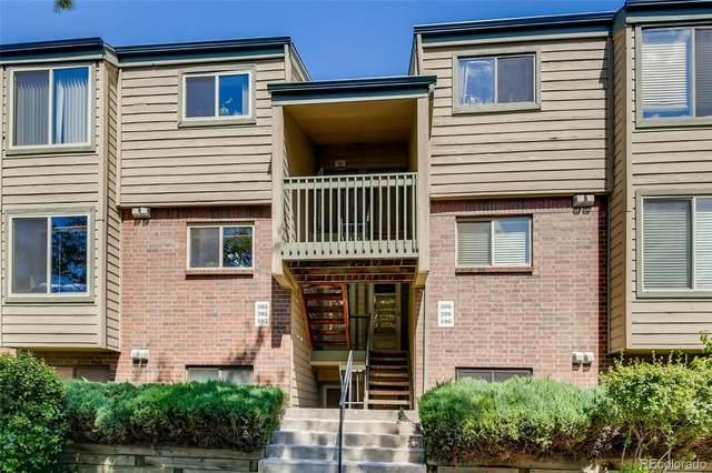 3558 S Depew Street #205, Lakewood, CO 80235 (#2879937) :: Wisdom Real Estate