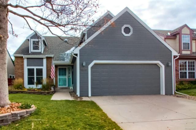 8836 Red Bush Trail, Highlands Ranch, CO 80126 (#2880134) :: My Home Team